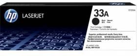 Картридж HP 33A CF233A, черный