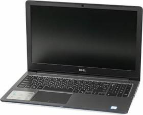 """Ноутбук DELL Vostro 5568, 15.6"""", Intel Core i5 7200U, 2.5ГГц, 4Гб, 1000Гб, nVidia GeForce 940MX - 2048 Мб, Windows 10 Home (5568-2990)"""