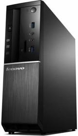 Компьютер LENOVO IdeaCentre 510S-08ISH, Intel Core i3 6100, DDR4 4Гб, 500Гб, Intel HD Graphics 530, DVD-RW, CR, Free (90FN005HRS)