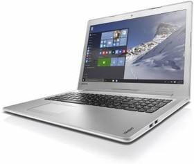 """Ноутбук LENOVO IdeaPad 510-15ISK, 15.6"""", Intel Core i5 6200U, 2.3ГГц, 6Гб, 1000Гб, nVidia GeForce 940MX - 2048 Мб, Windows (80SR00B5RK)"""