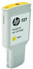 Картридж HP 727 F9J78A, желтый
