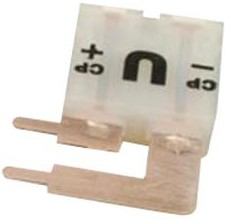 PCC-SMP-V-U-100, THERMOCOUPLE CONN, U TYPE, RCPT, PK100