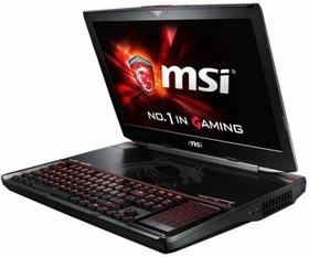 """Ноутбук MSI GT80S 6QD-298RU Titan SLI, 18.4"""", Intel Core i7 6820HK, 2.7ГГц, 16Гб, 1000Гб, 128Гб SSD, 2хnVidia GeForce (9S7-181412-298)"""