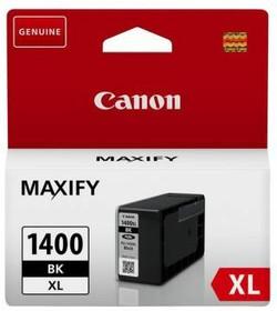 Картридж CANON PGI-1400XLBK черный [9185b001]
