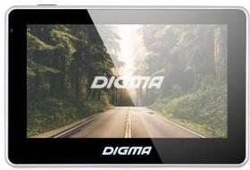 "GPS навигатор DIGMA ALLDRIVE 400, 4.3"", авто, 4Гб, Navitel, черный"
