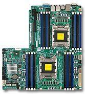 Серверная материнская плата SUPERMICRO MBD-X9DRW-3F-O, Ret