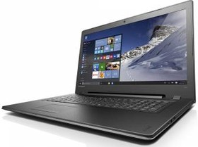 "Ноутбук LENOVO IdeaPad 300-17ISK, 17.3"", Intel Core i5 6200U, 2.3ГГц, 4Гб, 1000Гб, AMD Radeon R5 M330 - 2048 Мб, Windows (80QH009SRK)"