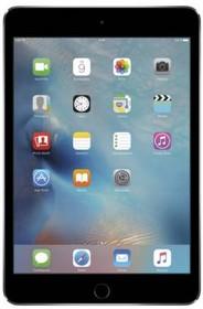 Планшет APPLE iPad mini 4 32Gb Wi-Fi MNY12RU/A, 2GB, 32GB, iOS темно-серый