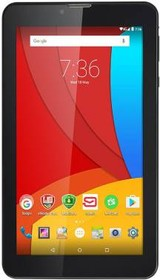 Планшет PRESTIGIO MultiPad Wize 3407, 1GB, 8GB, 3G, 4G, Android 5.1 черный [pmt34074gccis]