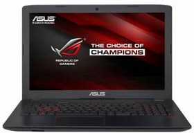 "Ноутбук ASUS GL552VW-CN678T, 15.6"", Intel Core i7 6700HQ, 2.6ГГц, 16Гб, 1000Гб, 256Гб SSD, nVidia GeForce GTX960M - (90NB09I1-M08250)"