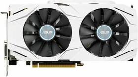 Видеокарта ASUS GeForce GTX 1070, DUAL-GTX1070-8G, 8Гб, GDDR5, OC, Ret