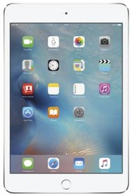 Планшет APPLE iPad mini 4 32Gb Wi-Fi + Cellular MNWF2RU/A, 2GB, 32GB, 3G, 4G, iOS серебристый