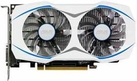 Видеокарта ASUS Radeon RX 460, DUAL-RX460-O2G, 2Гб, GDDR5, OC, Ret