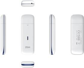 Модем ZTE MF823D 4G, внешний, белый