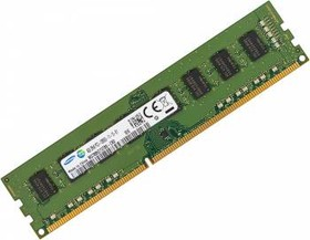 Модуль памяти SAMSUNG M378B5273TB0 DDR3 - 4Гб 1600, DIMM, OEM