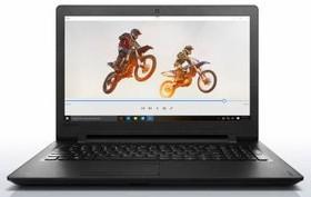 "Ноутбук LENOVO IdeaPad 110-15IBR, 15.6"", Intel Celeron N3060, 1.6ГГц, 2Гб, 500Гб, Intel HD Graphics 400, Free DOS, черный [80t7003rrk]"