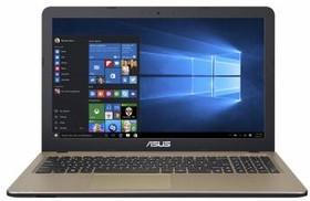 """Ноутбук ASUS X540LJ-XX187T, 15.6"""", Intel Core i5 5200U, 2.2ГГц, 4Гб, 500Гб, nVidia GeForce 920M - 1024 Мб, DVD-RW (90NB0B11-M03910)"""