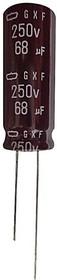 EGXF351ELL750MM25S, Capacitance:75µF