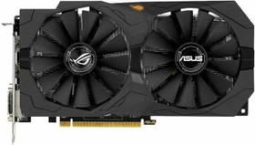 Видеокарта ASUS Radeon RX 470, STRIX-RX470-4G-GAMING, 4Гб, GDDR5, Ret