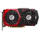 Видеокарта MSI GeForce GTX 1050TI, GTX 1050 Ti GAMING X 4G, 4Гб, GDDR5, OC, Ret