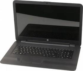 """Ноутбук HP 17-y003ur, 17.3"""", AMD A6 7310, 2ГГц, 4Гб, 1000Гб, AMD Radeon R4, DVD-RW, Windows 10, черный [w7y97ea]"""