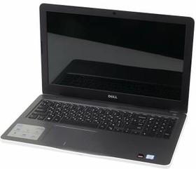 "Ноутбук DELL Inspiron 5567, 15.6"", Intel Core i5 7200U, 2.5ГГц, 8Гб, 1000Гб, AMD Radeon R7 M445 - 2048 Мб, DVD-RW, Windows (5567-3133)"