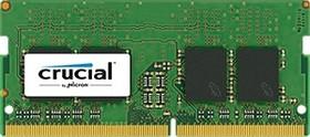Модуль памяти CRUCIAL CT16G4SFD8213 DDR4 - 16Гб 2133, SO-DIMM, Ret