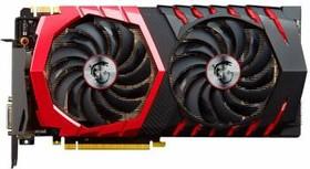 Видеокарта MSI GeForce GTX 1070, GTX 1070 GAMING Z 8G, 8Гб, GDDR5, OC, Ret