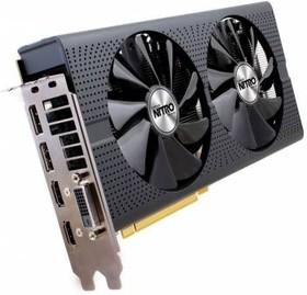 Видеокарта SAPPHIRE Radeon RX 470, 11256-01-20G NITRO+ RX 470 4G, 4Гб, GDDR5, Ret