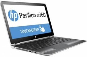 "Ноутбук-трансформер HP Pavilion x360 15-bk004ur, 15.6"", Intel Pentium 4405U, 2.1ГГц, 6Гб, 500Гб, Intel HD Graphics 510 (X0M81EA)"