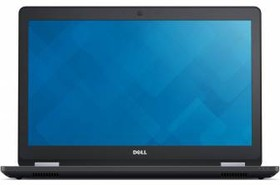 "Ноутбук DELL Precision 3510, 15.6"", Intel Xeon E3-1505M, 2.8ГГц, 16Гб, 256Гб SSD, AMD FirePro W5130M - 2048 Мб, Windows 7 (3510-9815)"