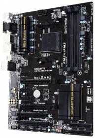 Материнская плата GIGABYTE GA-F2A88X-D3HP Socket FM2+, ATX, Ret