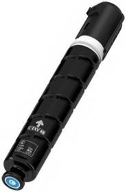 Тонер CANON C-EXV48C, для iR C1325iF/1335iF, голубой, туба