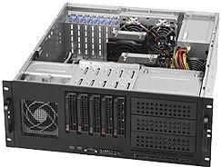 Корпус SuperMicro CSE-842TQ-865B 865W черный