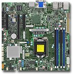 Серверная материнская плата SUPERMICRO MBD-X11SSZ-F-O, Ret