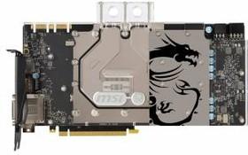Видеокарта MSI GTX 1080 SEA HAWK EK X, 8Гб, GDDR5X, OC, Ret