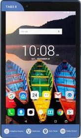 Планшет LENOVO Tab 3 TB3-850M, 2GB, 16GB, 3G, 4G, Android 6.0 черный [za180059ru]