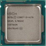 Процессор INTEL Core i3 4170, LGA 1150 * BOX [bx80646i34170 ...
