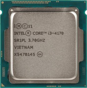Процессор INTEL Core i3 4170, LGA 1150 * BOX [bx80646i34170 s r1pl]