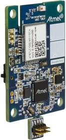ATULPC-DEMO, Демонстрационная плата, микроконтроллер SAM L21, модуль BTLC1000, BLE, крайне малой мощности