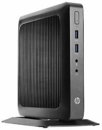 Тонкий Клиент HP Flexible t520, AMD GX-212JC, DDR3L 4Гб, 32Гб(SSD), AMD Radeon HD, Windows Embedded Standard 7E, черный [j9a31ea]