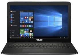 "Ноутбук ASUS X555SJ-XO007T, 15.6"", Intel Celeron N3050, 1.6ГГц, 4Гб, 500Гб, nVidia GeForce 920M - 1024 Мб, Windows 10 (90NB0AK8-M01600)"