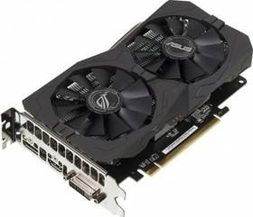 Видеокарта ASUS Radeon RX 460, STRIX-RX460-4G-GAMING, 4Гб, GDDR5, OC, Ret