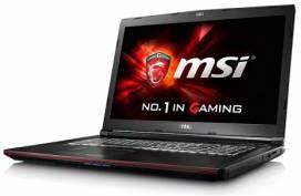 """Ноутбук MSI GP72 6QF(Leopard Pro)-855RU, 17.3"""", Intel Core i7 6700HQ, 2.6ГГц, 8Гб, 1000Гб, 256Гб SSD, nVidia GeForce (9S7-179553-855)"""