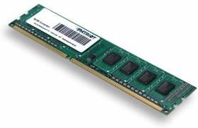 Модуль памяти PATRIOT PSD32G160081 DDR3 - 2Гб 1600, DIMM, Ret