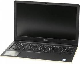 """Ноутбук DELL Vostro 5568, 15.6"""", Intel Core i5 7200U, 2.5ГГц, 4Гб, 1000Гб, nVidia GeForce 940MX - 2048 Мб, Windows 10 Home (5568-2983)"""