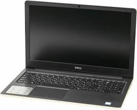 """Ноутбук DELL Vostro 5568, 15.6"""", Intel Core i3 7100U, 2.4ГГц, 4Гб, 1000Гб, nVidia GeForce GT 940MX, Windows 10 Home (5568-2938)"""