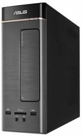 Компьютер ASUS K20CD-RU014T, Intel Core i3 6100, DDR4 4Гб, 1000Гб, Intel HD Graphics 530, DVD-RW, CR, Windows (90PD01N1-M01760)