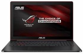 """Ноутбук ASUS G501VW-FY131T, 15.6"""", Intel Core i7 6700HQ, 2.6ГГц, 8Гб, 1000Гб, nVidia GeForce GTX 960M - 2048 Мб (90NB0AU3-M01950)"""