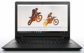 "Ноутбук LENOVO IdeaPad 110-15ACL, 15.6"", AMD E1 7010, 1.5ГГц, 2Гб, 500Гб, AMD Radeon R2, Free DOS, черный [80tj004xrk]"
